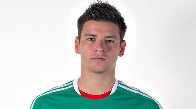 Alejandro Díaz: México Sub-20