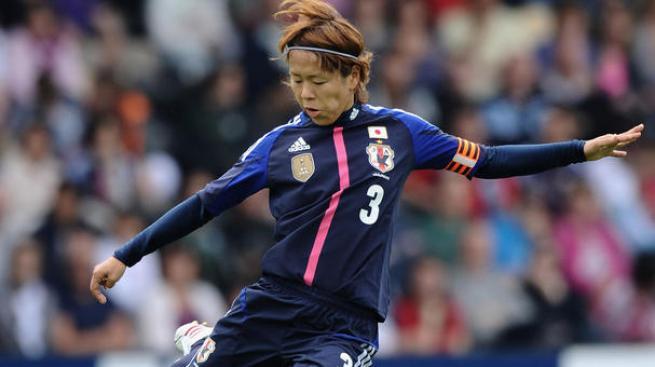 Azusa Iwashimizu: Japón Femenina