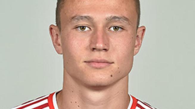 David Asztalos: Hungría Sub-20