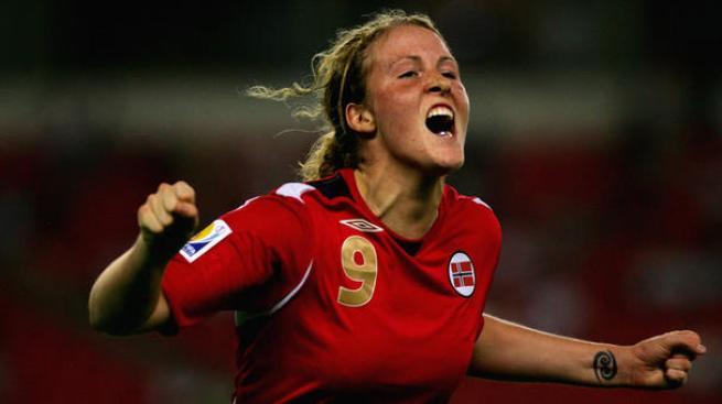 Isabell Herlovsen: Noruega Femenina