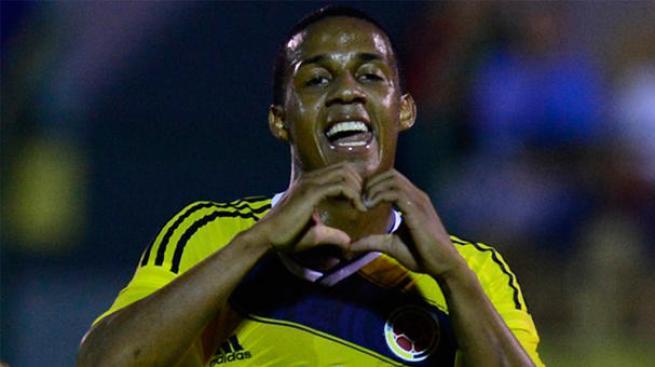 Jeison Steven Lucumí: Colombia Sub-20
