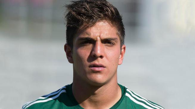Rodrigo González: México Sub-20