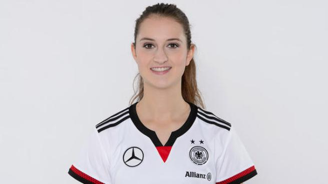Sara Däbritz: Alemania Femenina