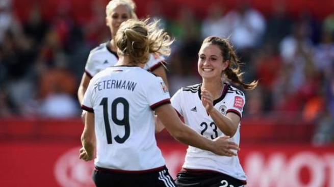 Sin favoritos, Alemania Vs Noruega