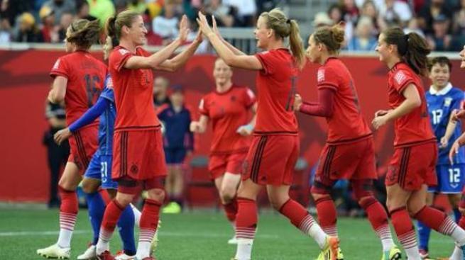Alemania vs. Suecia, el plato fuerte de octavos de final