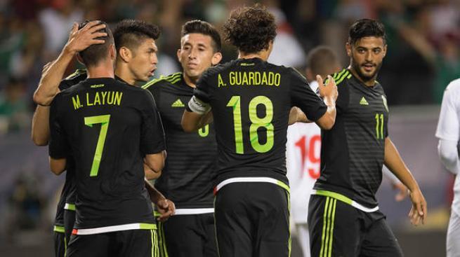 México vuelve a disfrutar las mieles de la victoria