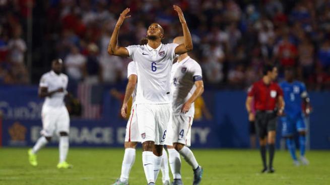 Saca triunfo EEUU sobre Honduras