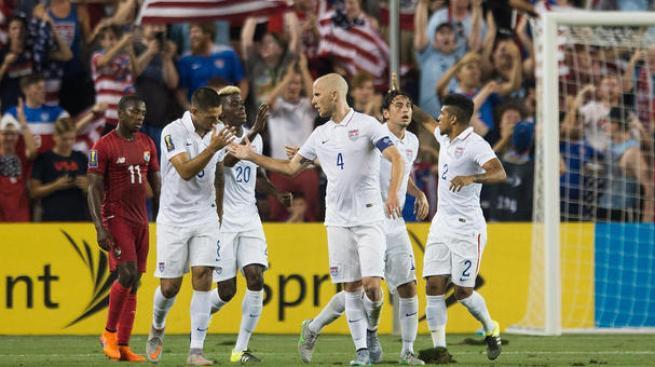 Estados Unidos invicto a cuartos de final