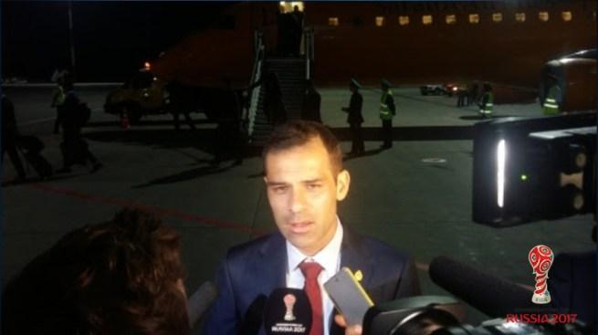 Tenemos que tener cuidado con México: director técnico de Portugal