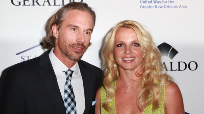 Britney: su novio es su tutor