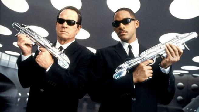 """Hombres de Negro 3"" reyes de la taquilla"