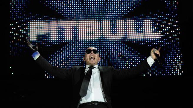 "Pitbull: ""La música es negocio"""