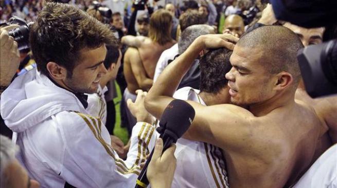 Real Madrid se corona campeón