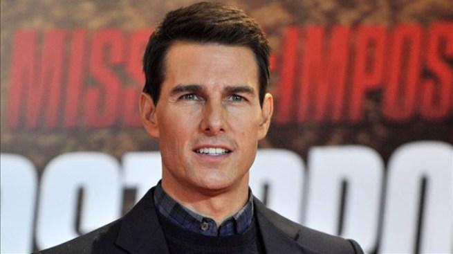 Tom Cruise, el mejor pagado