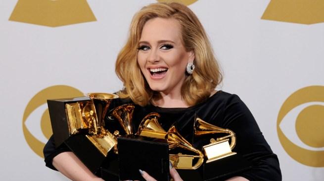¡Adele embarazada!
