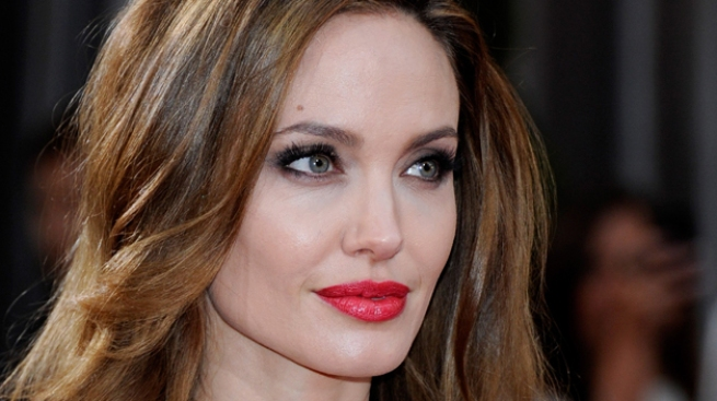 Hija de Angelina y Brad de actriz