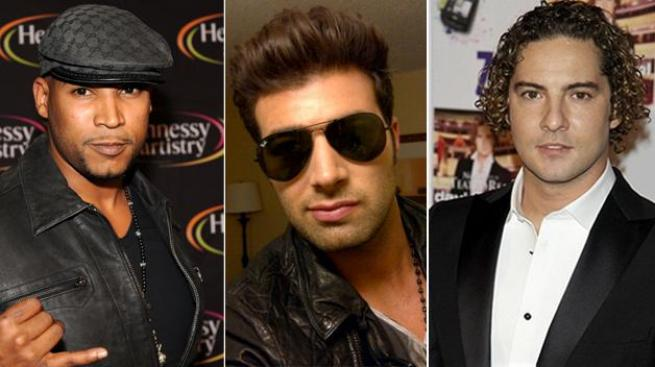 Artistas en Premios Tu Mundo