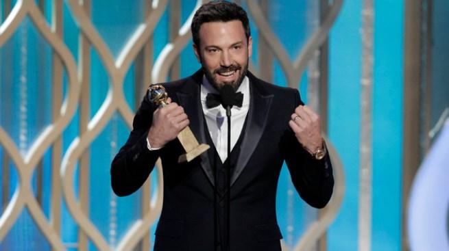 Sorpresa en los Golden Globes