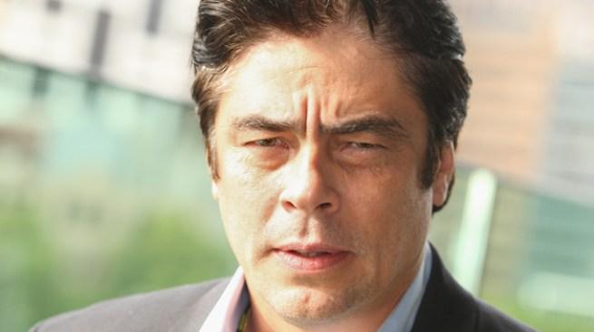Benicio será Escobar