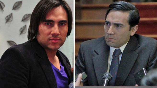 Mario Segura vs. César Gaviria