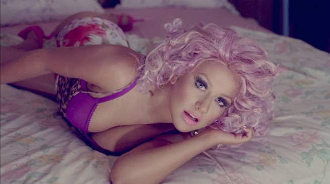 Christina Aguilera, ¿gorda y feliz?