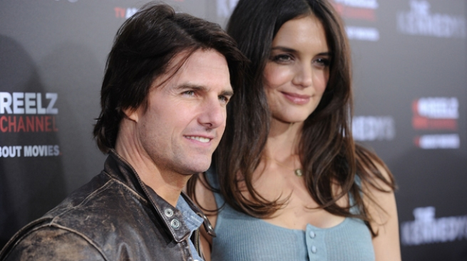 Se divorcian Tom Cruise y Katie Holmes