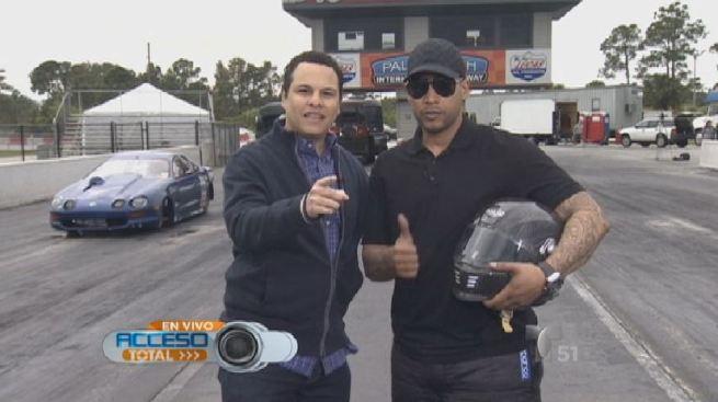 Don Omar te invita a festival de carreras