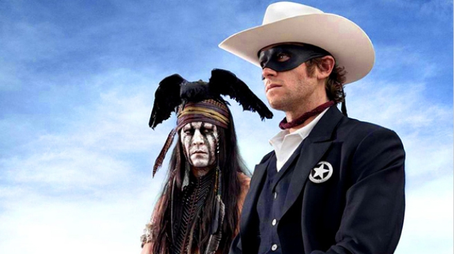 Controversia por papel de Johnny Depp