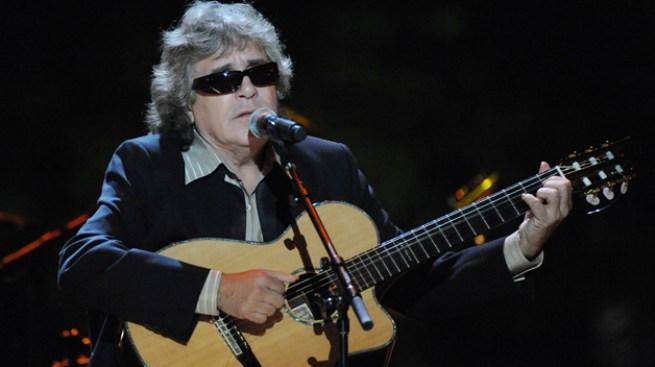 """José Feliciano le canta a """"El Rey"""""""
