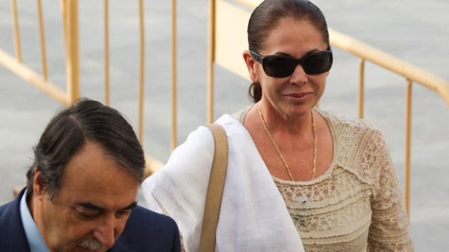 Arranca juicio contra Pantoja