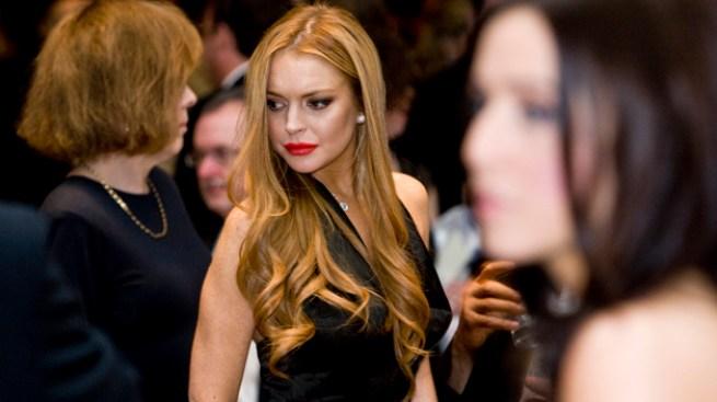 Lindsay Lohan consigue nuevo papel