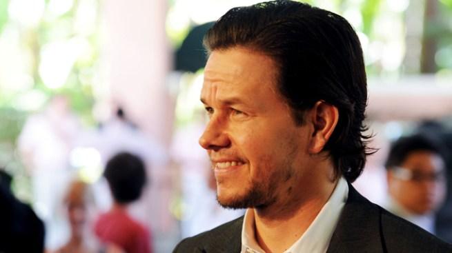 """Mark Wahlberg en """"Transformers"""""""