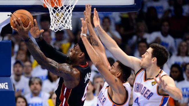El Heat se impone en 2do juego