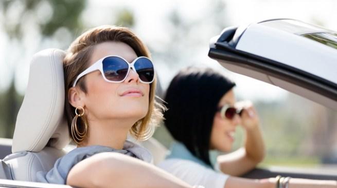 ¡Mujeres al volante!