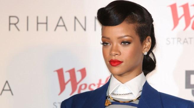 Millonaria donación de Rihanna