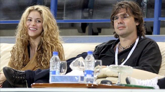 Desmiente rumores sobre Shakira