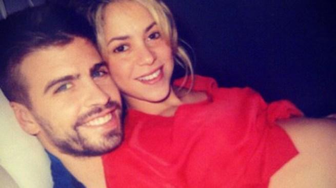 ¿Dio a luz Shakira?