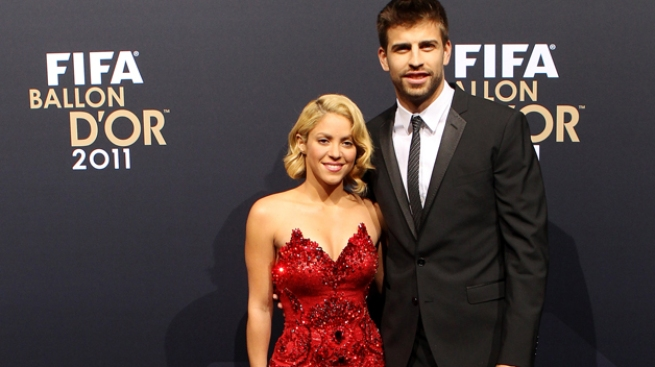 ¡Shakira tendrá un varoncito!