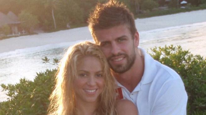 Shakira con Piqué en Puerto Rico