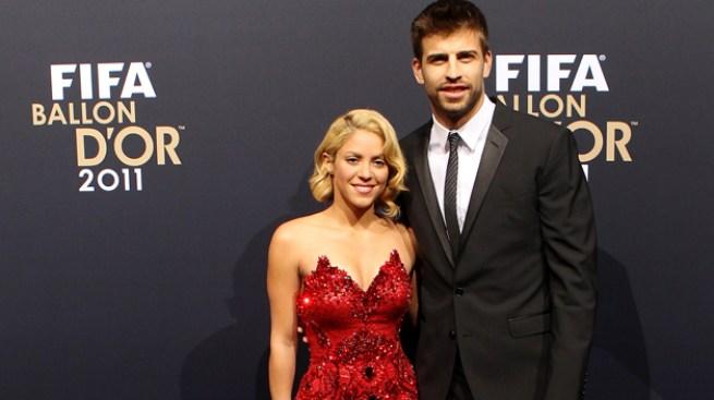 Shakira confirma embarazo
