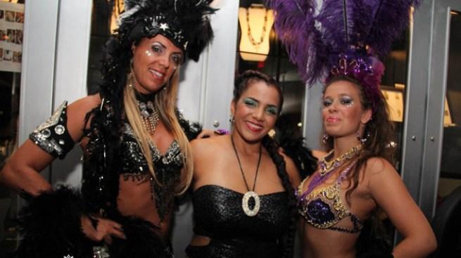Sheenah: ritmo latino con toque exótico