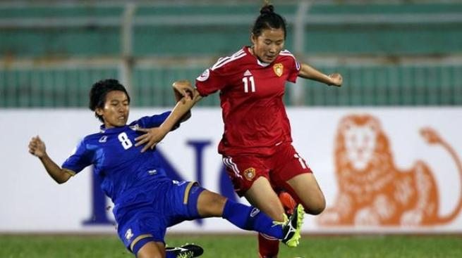 Yang Lee: China Femenina