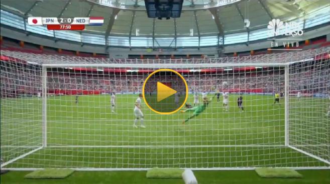 ¿Es este el mejor gol del Mundial Femenino?