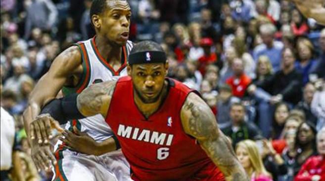 El Heat gana y se consolida como líder