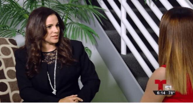 """Ex nuera de Fidel Castro: """"Traspaso de poder está hecho"""""""