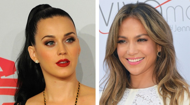Katy Perry y J.Lo, presentes en los AMA