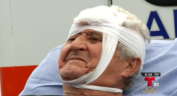 Arrestados presuntos asaltantes de anciano en Hialeah