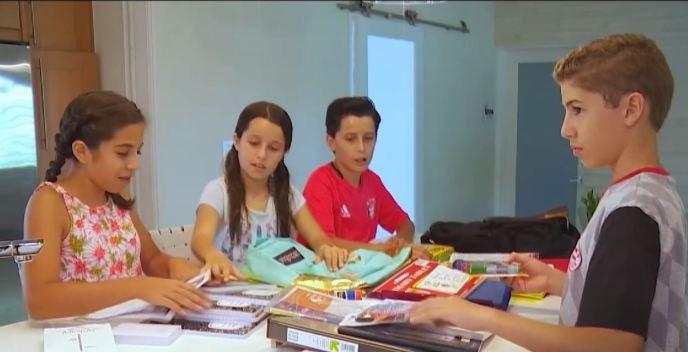 Cómo preparar a sus hijos para el regreso a clases