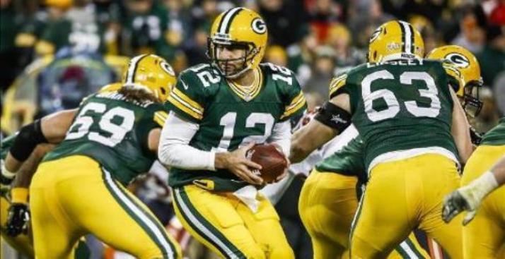 Rodgers destroza a los Bears