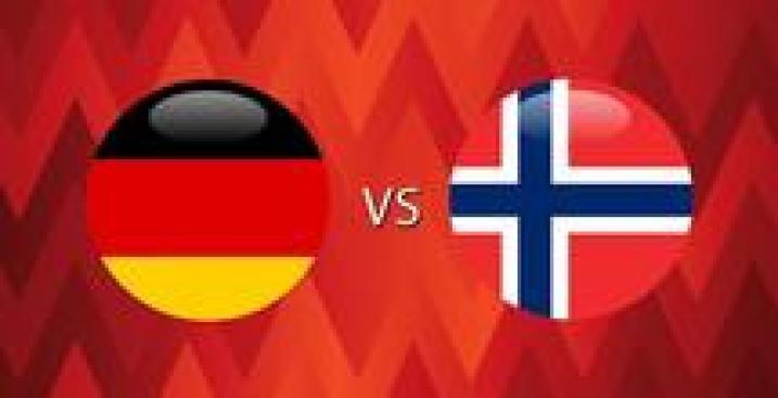 En Vivo: Alemania vs. Noruega